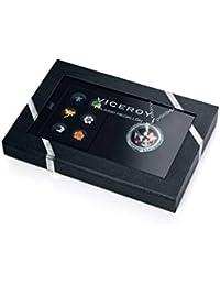 MEDALLON PLAISIR ACERO SET VMD0026-29