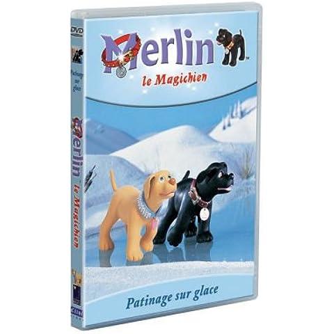 Merlin le Magichien - Patinage sur glace