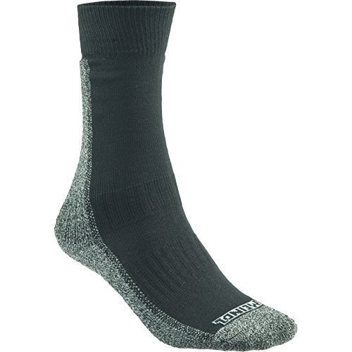 Meindl Trekking Socken, schwarz, 40 bis 43 (Wander-socken)