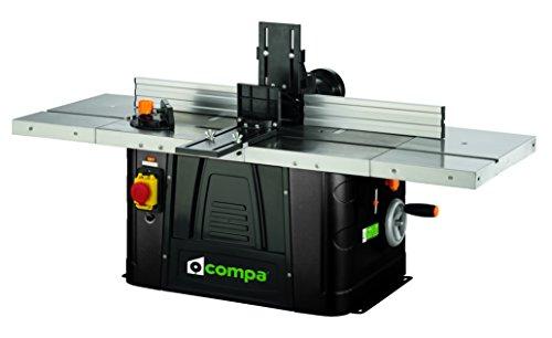 Compa kompacta TV 40| Fresadora vertical Motor a cepillos 1500W 29kg