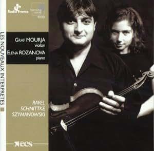 Sonate pour violon / Tzigane