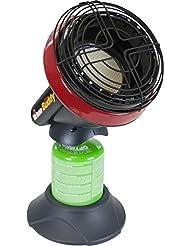 Mr. Heater Little Buddy Gas Calefacción, Rojo, S