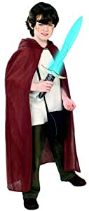 Lord Of the Rings Frodo Cloak & Accessories 4-8 Years