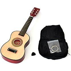 ts-ideen 5202 - Guitarra clásica, marrón