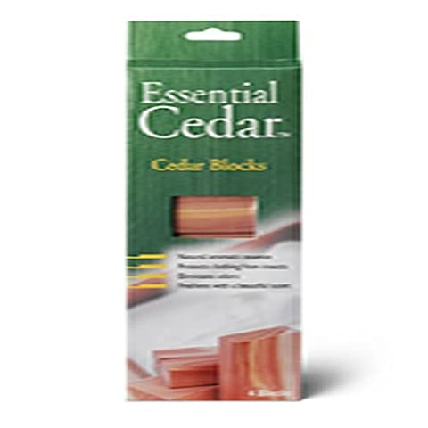 Essential Cedar Blocks by Woodlore (Sold By Pearls Drycleaners Ltd)