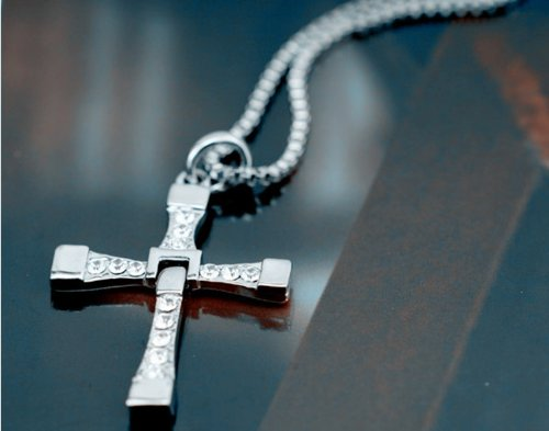 Necklace Vin Diesel Style Fast Amp Furious Inspired Cross