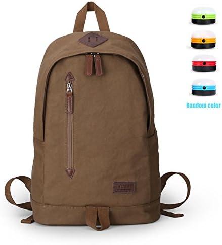 Ranbow Canvas Zaino unisex Schoolbag Daypack Zaino multiuso B06XPFMS9J Parent Parent Parent | Ottima selezione  | Abile Fabbricazione  | Colore molto buono  df81c8