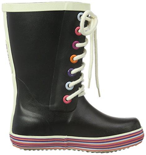 Viking Retro Sprinkle, Boots femme Noir (Schwarz 2)