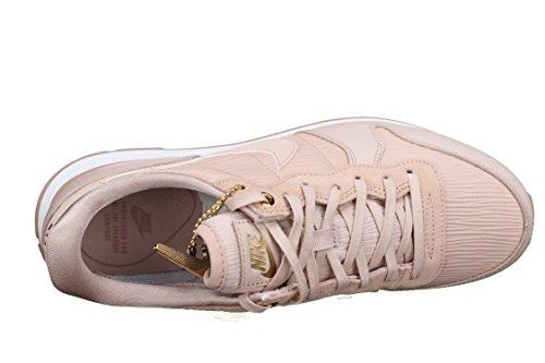 Nike W Internationalist Prm, Sneaker Donna Beige (Beige Particule/beige Particule 202)