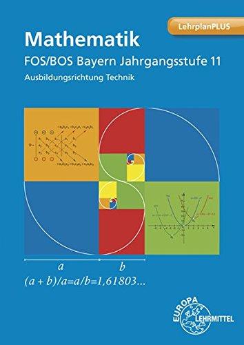Mathematik FOS/BOS Bayern Jahrgangsstufe 11: Ausbildungsrichtung Technik