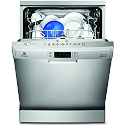 Electrolux RSF 5531 LOX Undercounter 13place settings A++ dishwasher - dishwashers (Undercounter, Stainless steel, Stainless steel, Buttons, LED, 13 place settings)
