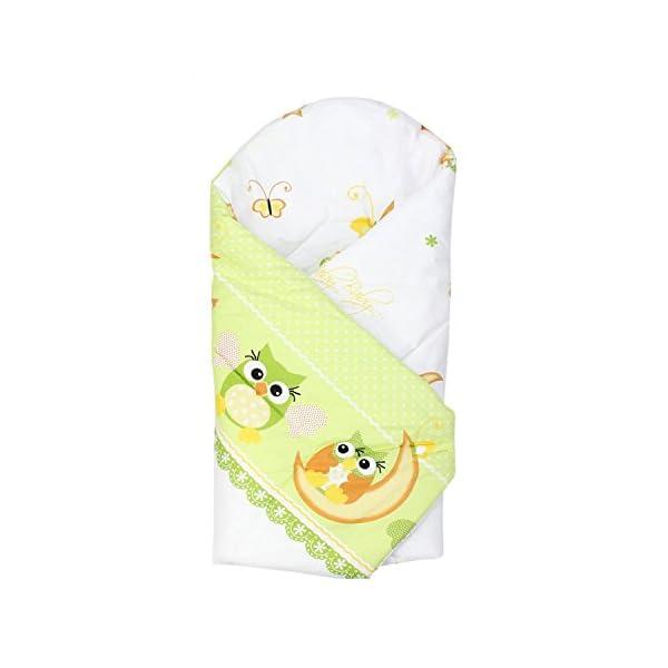 TupTam Manta Envolvente para Bebé