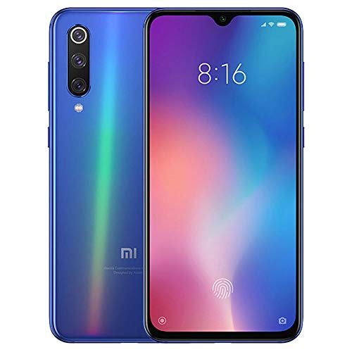 Xiaomi Mi 9 SE 128GB Cellulare, Blu, Ocean Blue, Android 9.0 (Pie)
