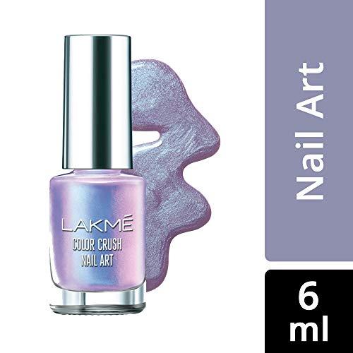Lakme Color Crush Nailart, U4, 6ml