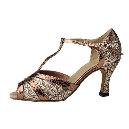 nike vintage blazer femme - Jig Foo Sandales open-toe latine salsa Tango Chaussures de danse ...
