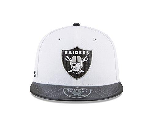 New Era Herren Caps / Flexfitted Cap NFL Offical On Stage New England Patriots Weiß