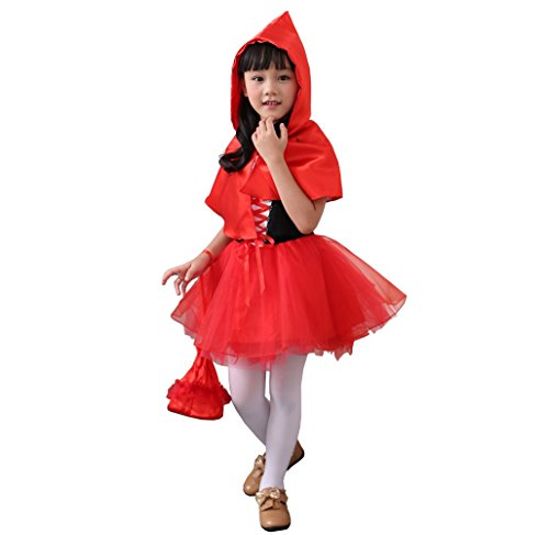 D'amelie Prinzessin Kostüm Kinder Glanz Kleid Mädchen Weihnachten Verkleidung Karneval Rollenspiele Party Halloween - Party Mania-kostüm D'halloween