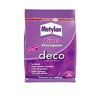 Metylan MDB1 Direct Deco Tapetenkleister für Vliestapeten 100 g