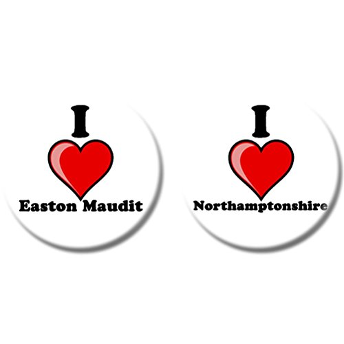 set-of-two-i-love-easton-maudit-button-badges-northamptonshire-choice-of-sizes-25mm-38mm-38mm-1-1-2-