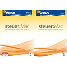 WISO steuer:Mac 2012 + 2013 Bundle (für die Steuerjahre 2011 und 2012) [Download]
