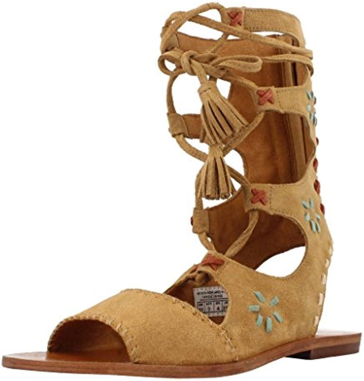 Sandalias y Chanclas para Mujer, Color marr�n, Marca MUSSE & Cloud, Modelo Sandalias Y Chanclas para Mujer MUSSE...