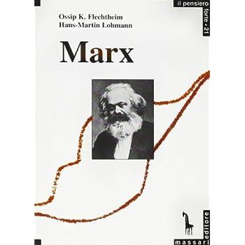 Marx. Introduzione Al Suo Pensiero