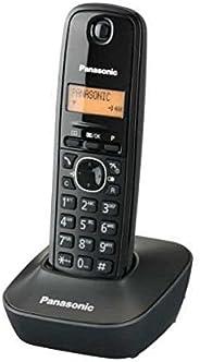 Panasonic KX TG1611 Dect Telefon-Siyah_Gri Dect Telefon, Siyah