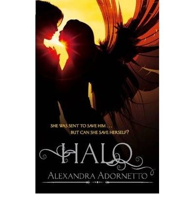 Portada del libro (Halo) By Alexandra Adornetto (Author) Paperback on (Jun , 2011)