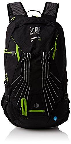 Karrimor Superlight Air Randonnée Pack-Noir, 25L