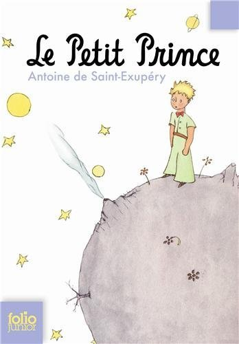Le Petit Prince (Folio Junior) (French Edition) by Antoine de Saint-Exupery (2007) Mass Market Paperback