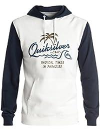 Quiksilver No Longer, Sweat-Shirt àCapuche Homme
