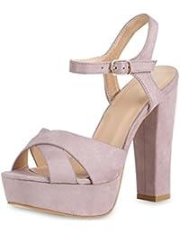 096c110771c174 Suchergebnis auf Amazon.de für: High Heels - Violett / Sandalen ...