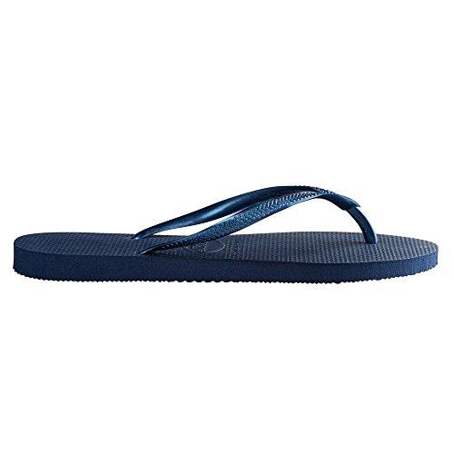 Havaianas Slim Navy Womens Sandals