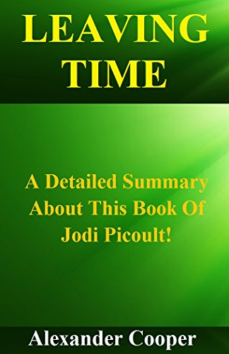 Jodi Picoult Leaving Time Ebook