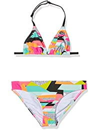 Rip Curl Go 80's Tri Set - Bikini para niña
