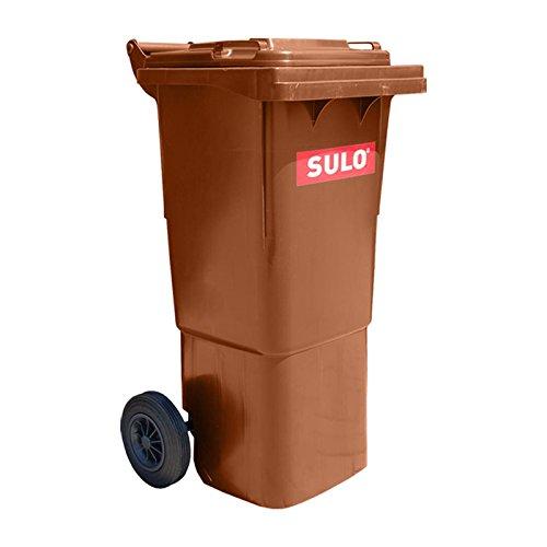 *Sulo Mülltonne MGB 60 Liter (braun)*