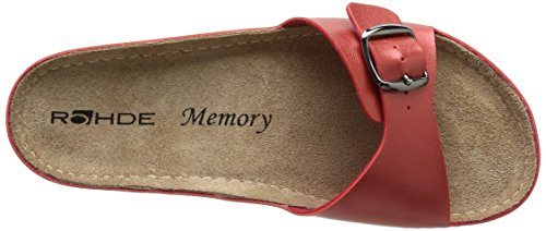 Rohde 5800, Mules femme Rouge