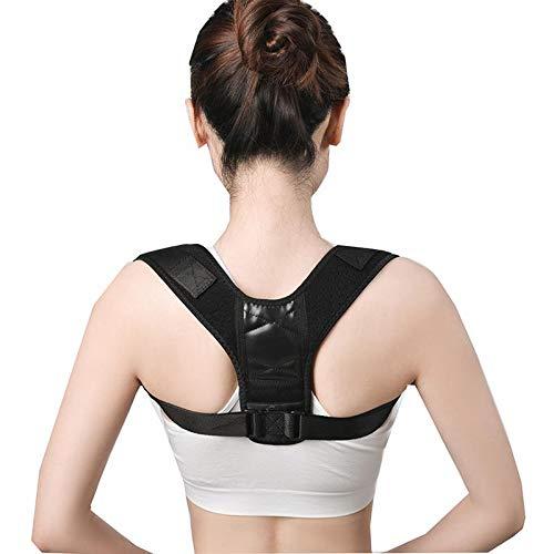 Baiwka Cinturón De Corrección De La Postura,Mujeres Y Hombres Sentados Corrector De Postura Humpback Cinturón De Corrección De La Postura, Espalda Y Apoyo Lumbar Oficina O Gimnasio