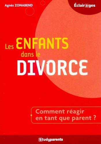 Les enfants dans le divorce