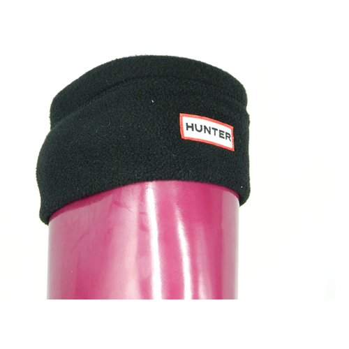 Hunter Kids? Fleece Welly Socks ? Black S25504 Noir