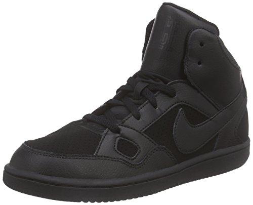Nike Jungen Son of Force Mid (Ps) Basketballschuhe Schwarz