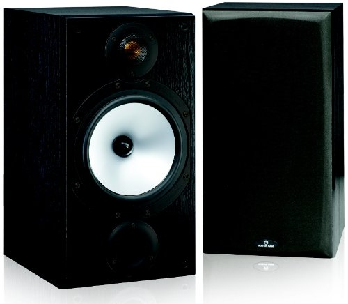Monitor Audio MR2 - Altavoces Negro