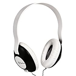 Signature Lenovo Vibe K4 Note Vm-45 Stereo Bass Headphones With Master Hd Sound ,Mic And On/Off Switch For Iphone/Smartphones (Black)
