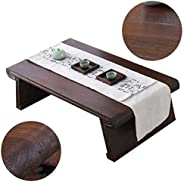 Coffee Tables Small Tea Table Solid Wood Rectangular Low Table Charcoal Coffee Table Tatami Learning Small Squ