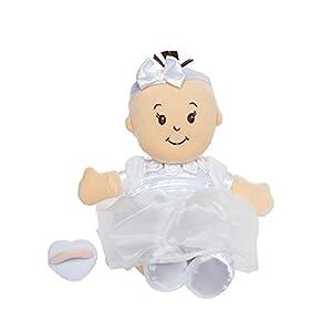 Manhattan Toy 154660Wee Baby Stella es mi Vestido de Fiesta Suave muñeca