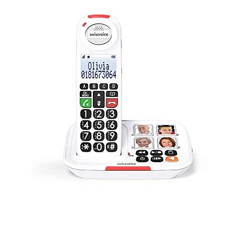 Swissvoice Xtra 2155 - Comprar Teléfonos Inalámbricos DECT