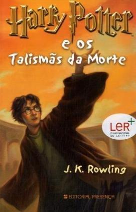 Preisvergleich Produktbild Harry Potter e os Talismãs da morte. Harry Potter und die Heiligtümer des Todes