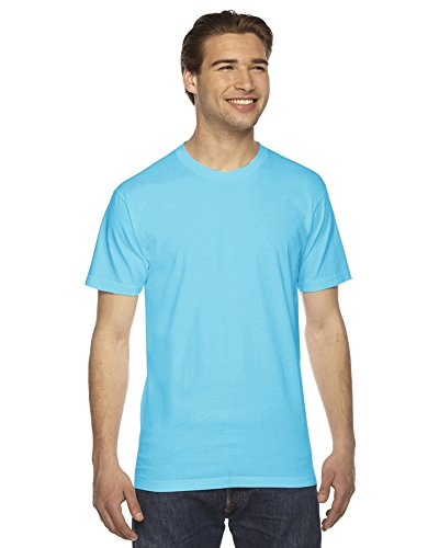 american-apparel-unisex-feine-jersey-kurzarm-t-2001-turquoise-2xl