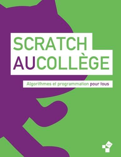 Scratch au collège: Algorithme et programmation par Exo7