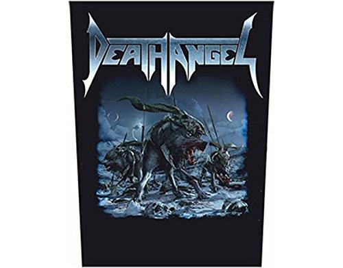 Death Angel - The Dream Calls - Grande Toppa/Patch